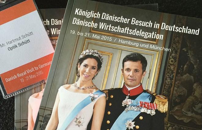 Danish Royal Visit to Germany 2015