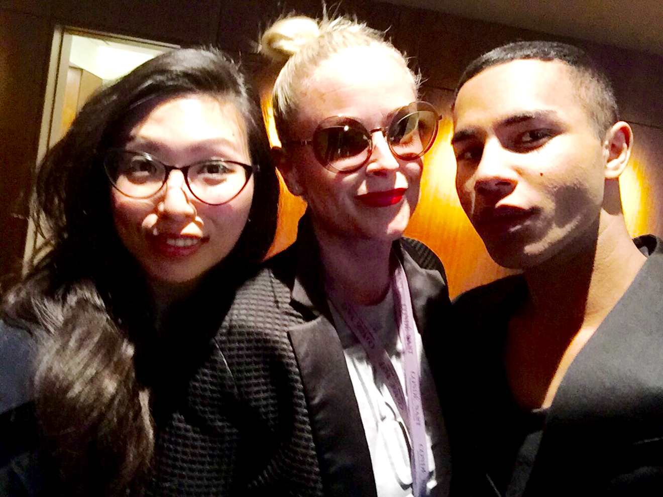 """LINDBERG surprises in Seoul at Conde Nast's """"Future Luxury"""" Conference"""