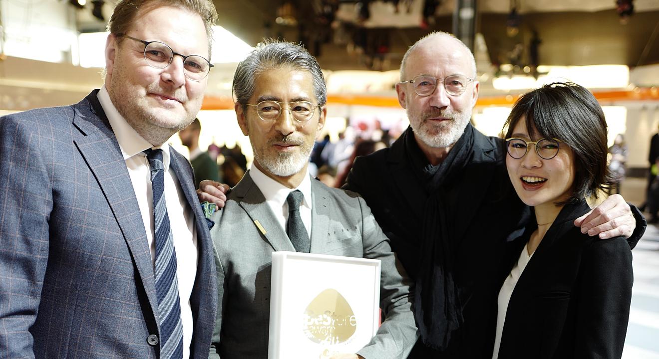 Globe Specs awarded Best Store