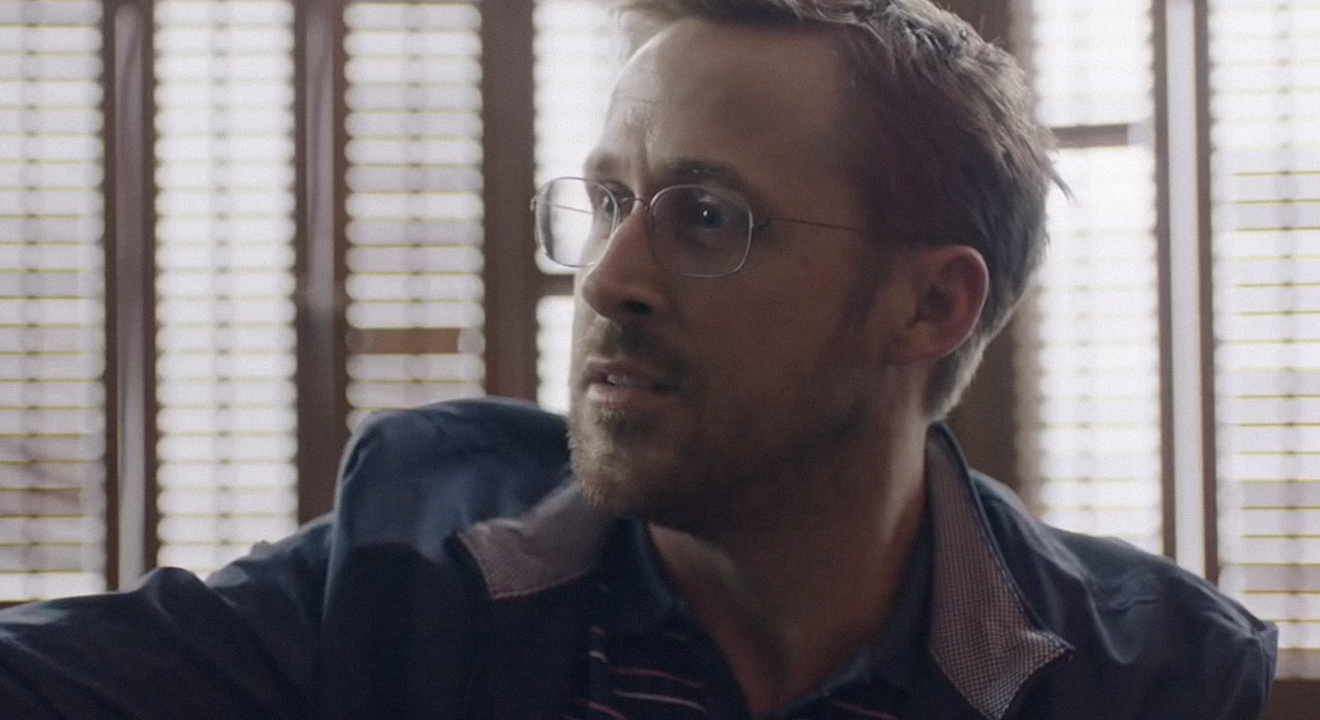 Ryan Gosling has an eye for detail in LINDBERG