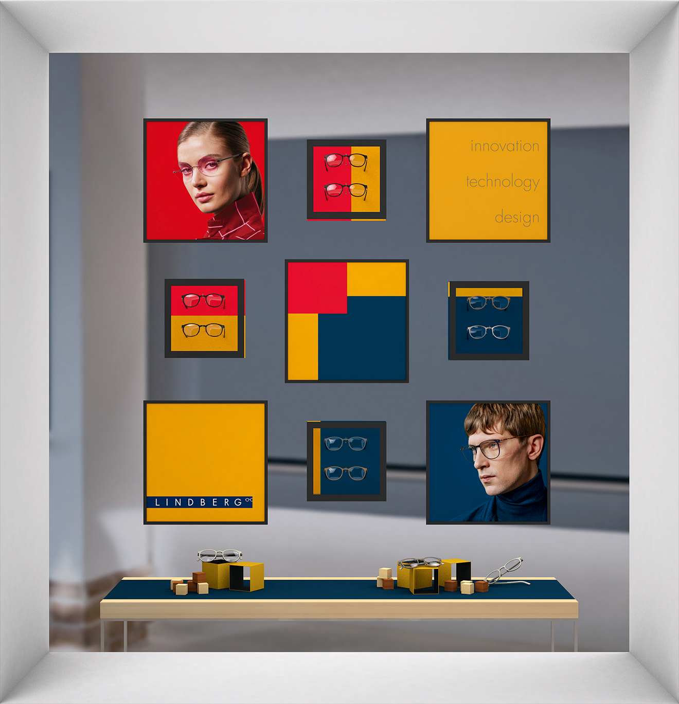 Red Dot honors Interior Design by LINDBERG