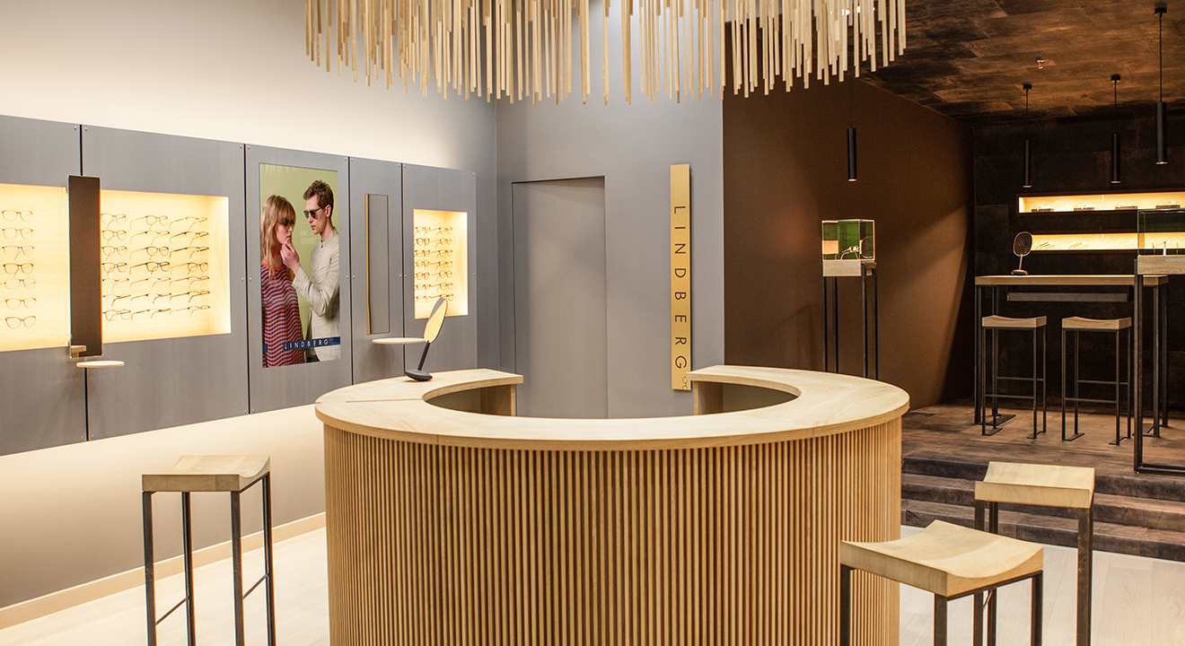 Wallpaper* sees LINDBERG as divine impeccable craftsmanship