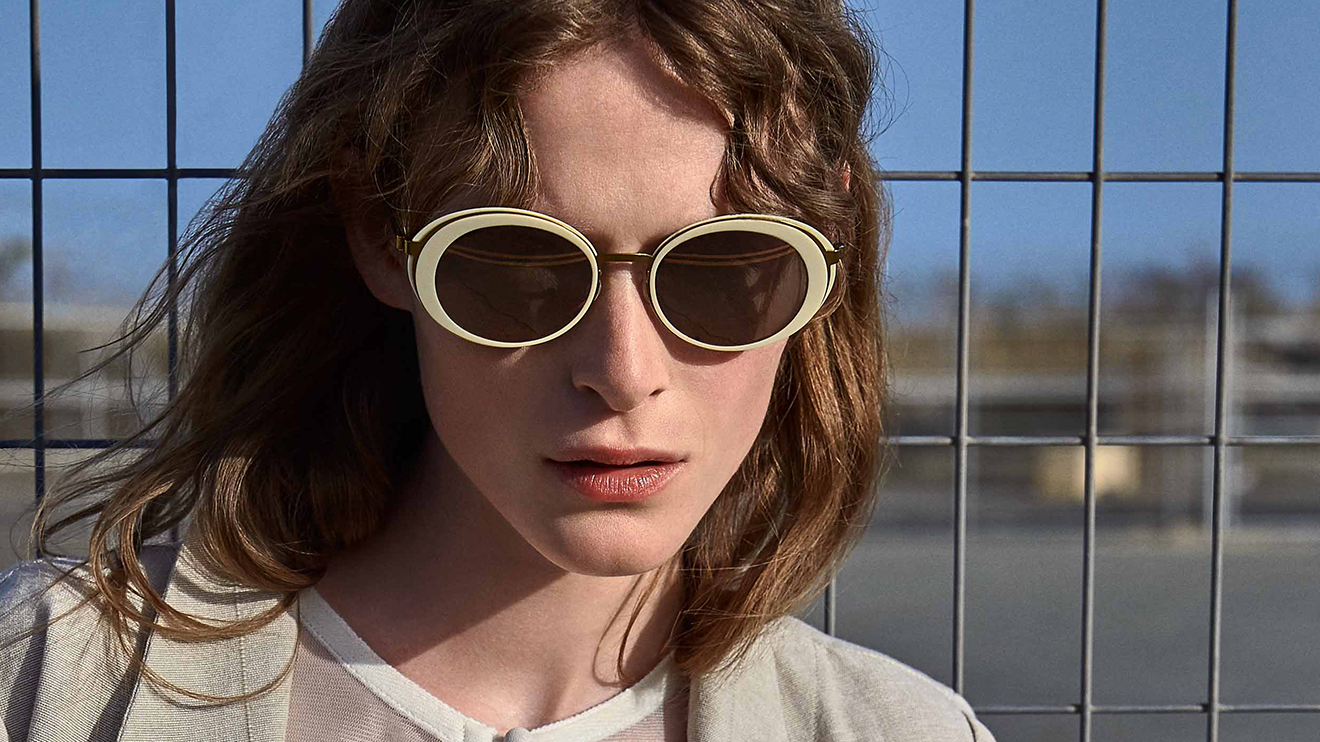 Disegno Magazine observes the lightness of LINDBERG sunglasses