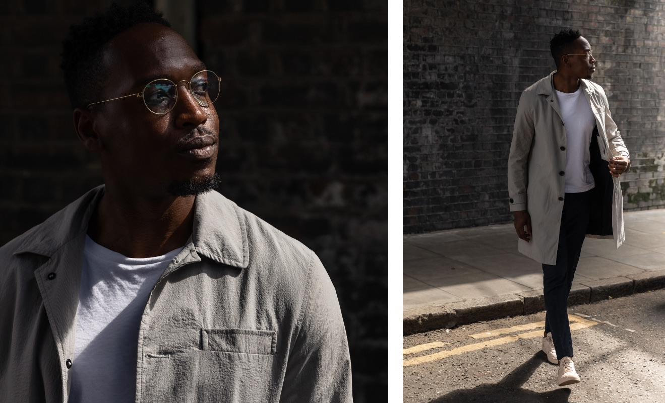 Tinie Tempah for Esquire Middle East