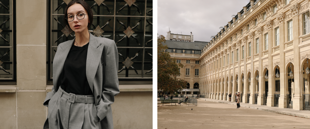 NY Times' Fashion Editor Vanessa Friedman investigates President Hollande and LINDBERG