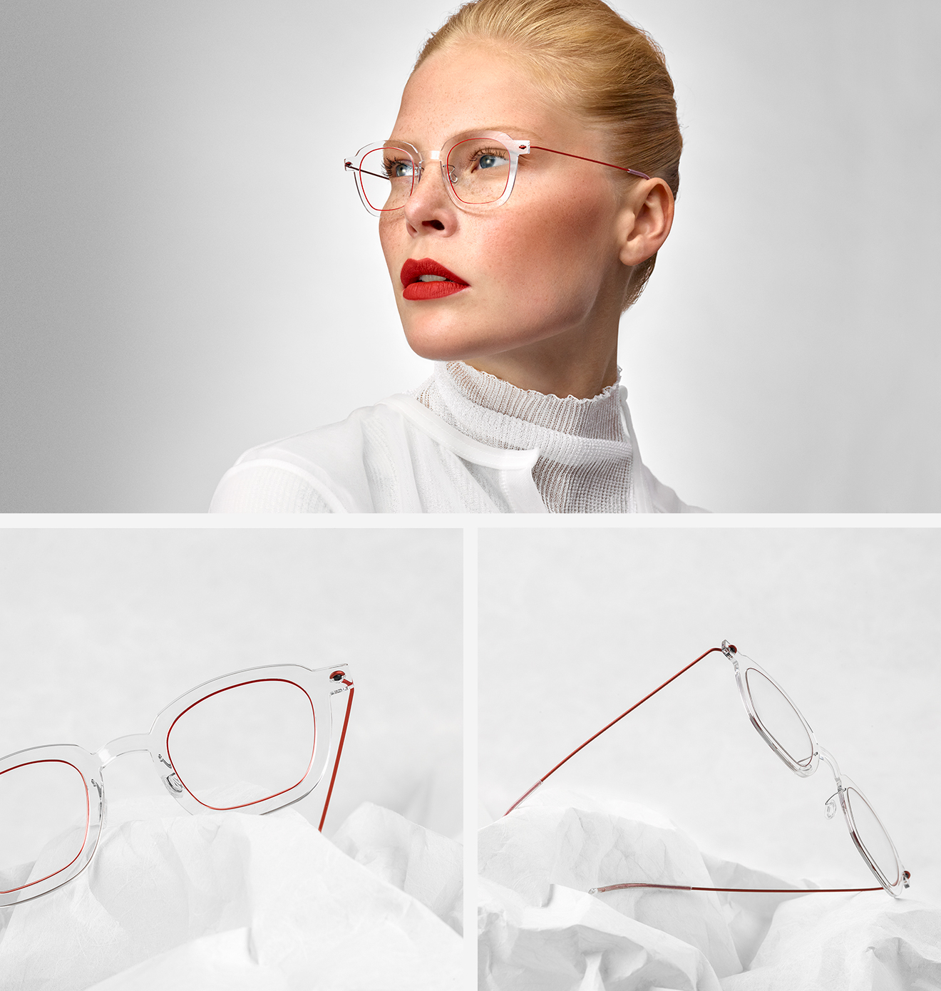 "Lucia Van Der Post sees LINDBERG as ""Visionaries"""